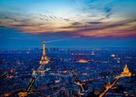 Where are the smart cities in France?